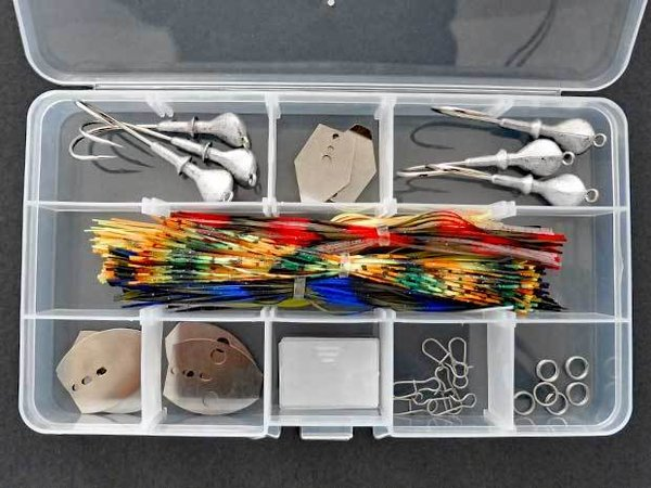 Chatterbait 7g Bastel-Kit