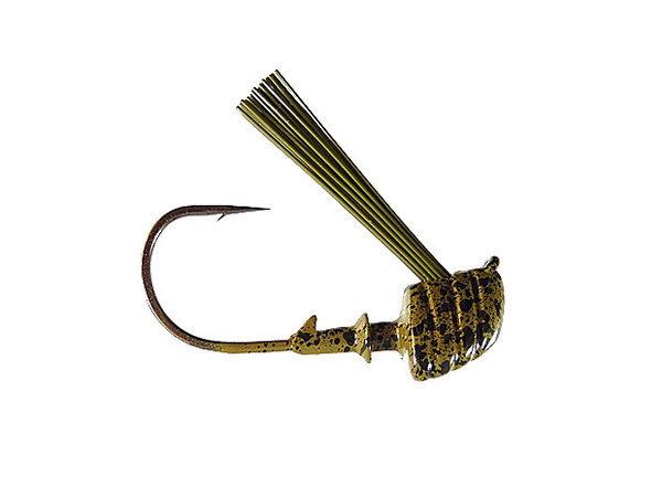 Wood Walker Weedless Jig Head 1 oz
