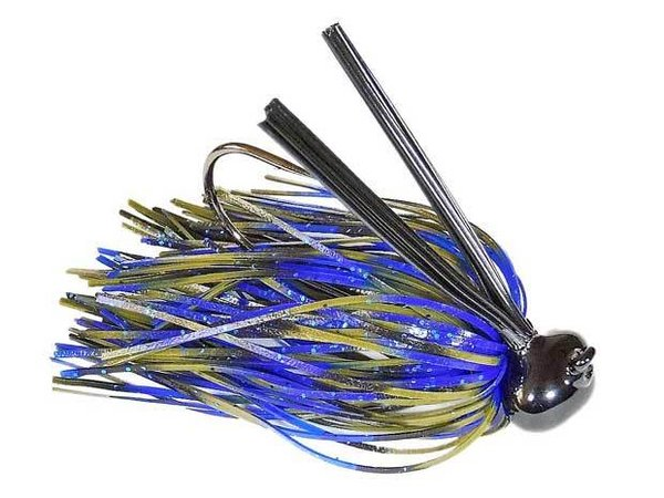 Football Jig BBCB Casting 10 Weedless